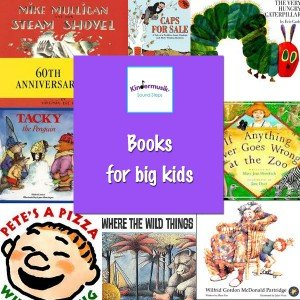 Books for Big Kids