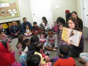 Kindermusik at Vickery Meadow Literacy Center