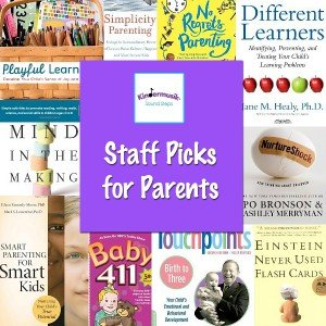 Staff reading picks for parents