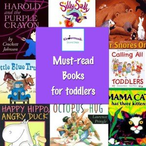 Must-read Books for Toddlers